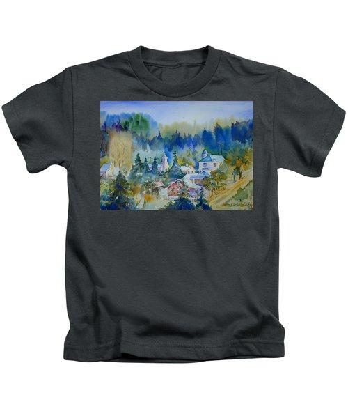 Dutch Flat Hamlet#3 Kids T-Shirt