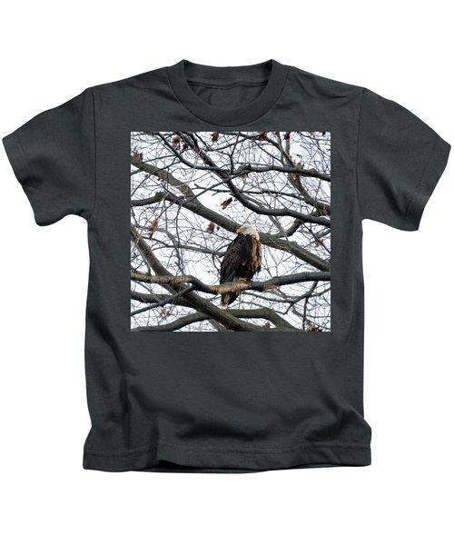 Eagel 0 Kids T-Shirt