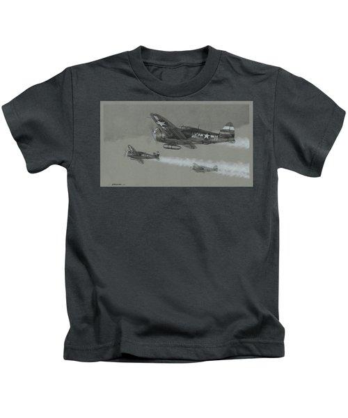 Eagles Of Thunder Kids T-Shirt