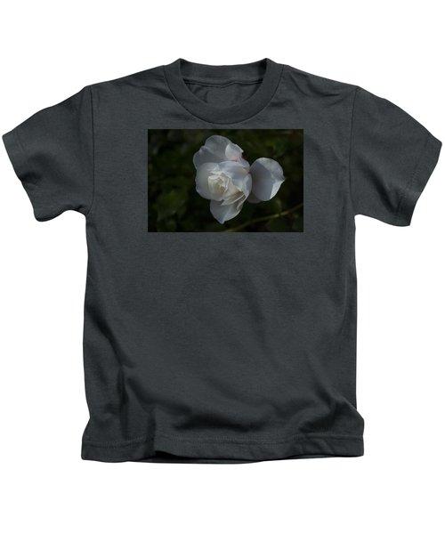 Early Morning Rose Kids T-Shirt