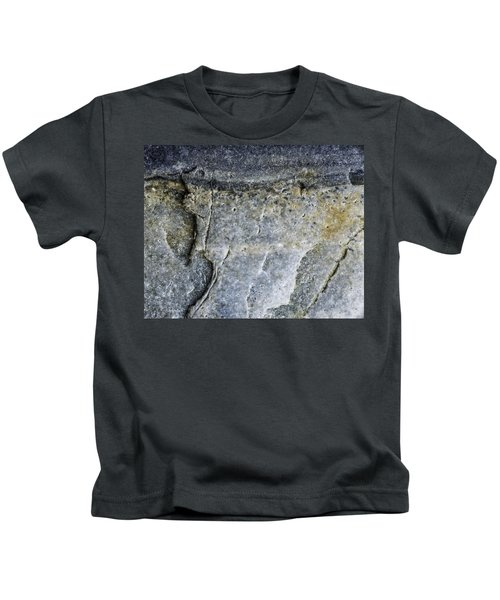 Earth Portrait 001-036 Kids T-Shirt