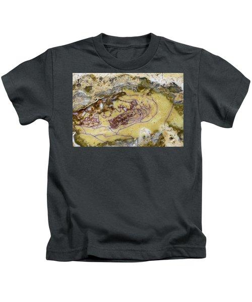Earth Portrait 007 Kids T-Shirt