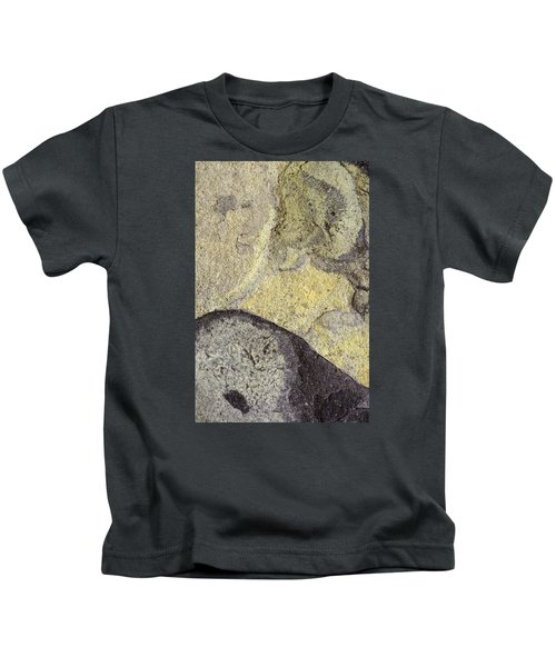 Earth Portrait 010 Kids T-Shirt