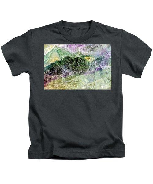 Earth Portrait 268 Kids T-Shirt