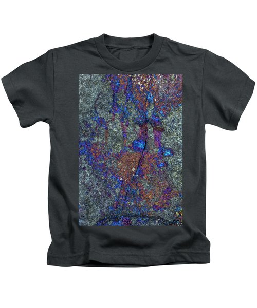 Earth Portrait 288 Kids T-Shirt