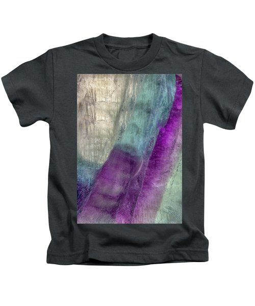 Earth Portrait 296 Kids T-Shirt