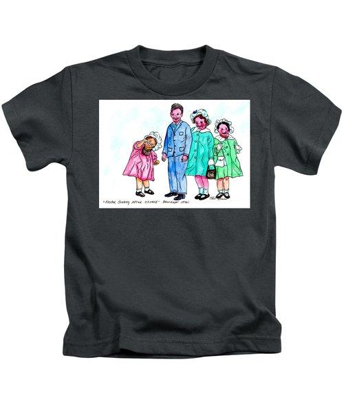 Easter Sunday - After Church Kids T-Shirt
