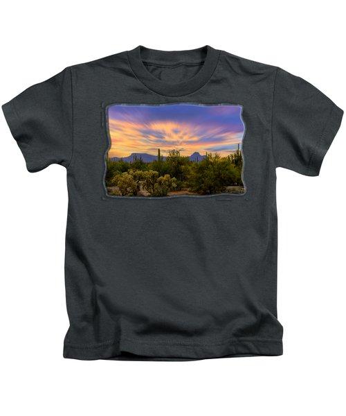 Easter Sunset H18 Kids T-Shirt