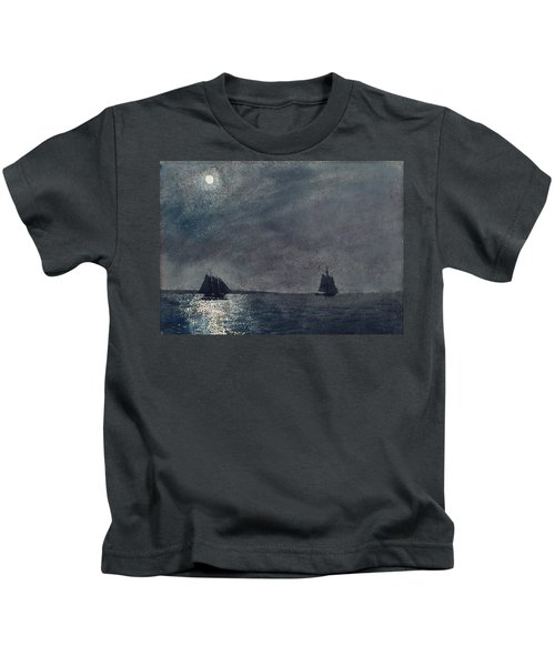 Eastern Point Light Kids T-Shirt