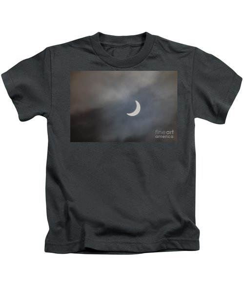 Eclipse 2015 - 2 Kids T-Shirt