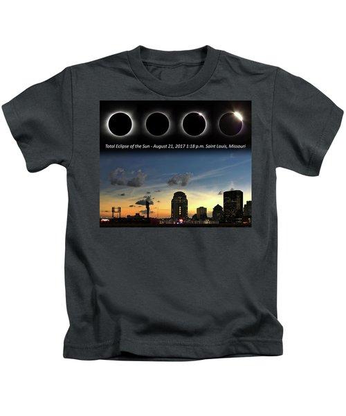 Eclipse - St Louis Kids T-Shirt