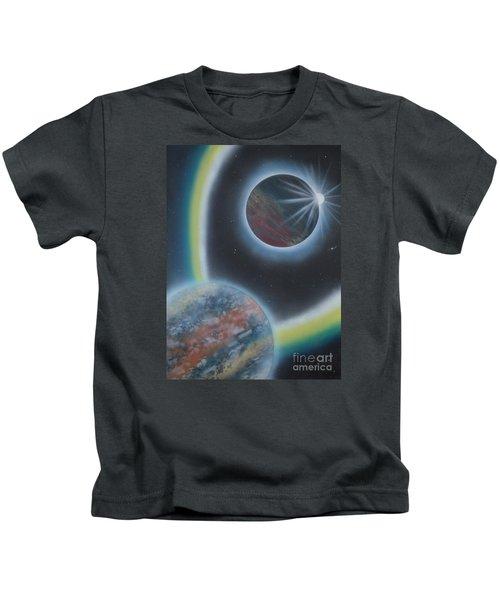 Eclipsing Kids T-Shirt