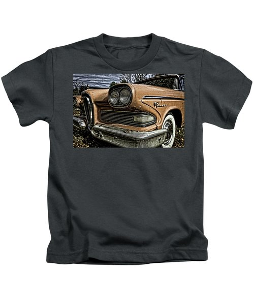 Edsel Ford's Namesake Kids T-Shirt