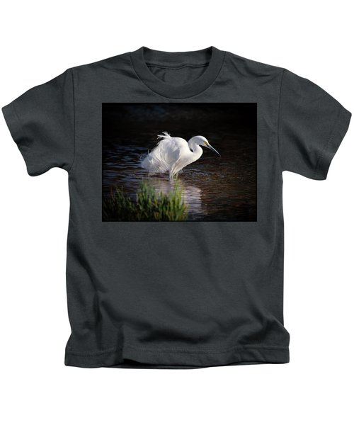 Egret Kids T-Shirt