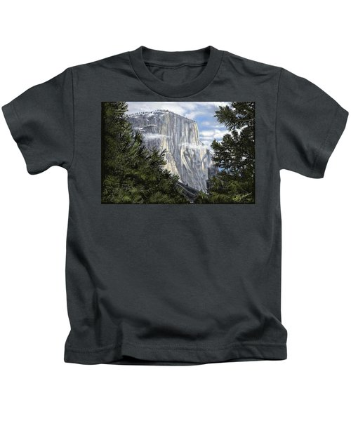 El Capitan Kids T-Shirt