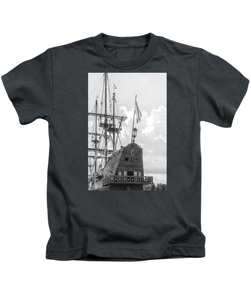 El Galeon Kids T-Shirt