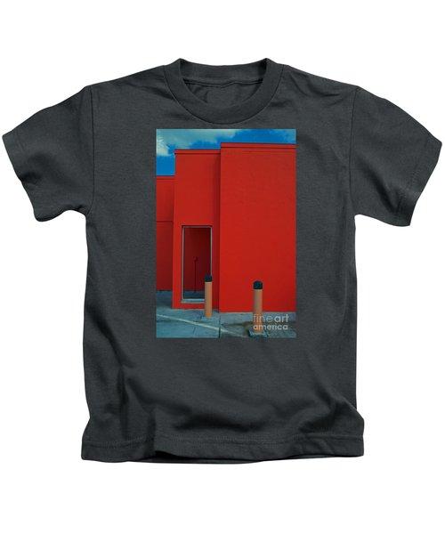 Electric Back Kids T-Shirt