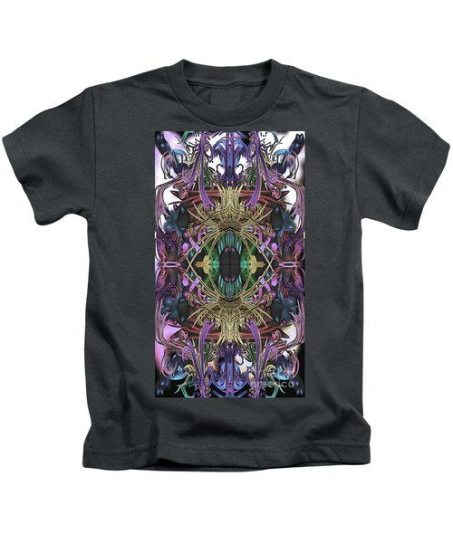 Electric Eye 2 Kids T-Shirt