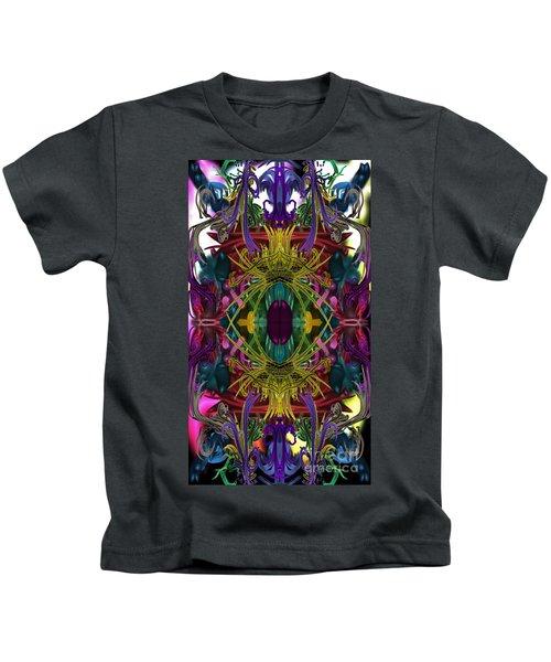 Electric Eye Kids T-Shirt