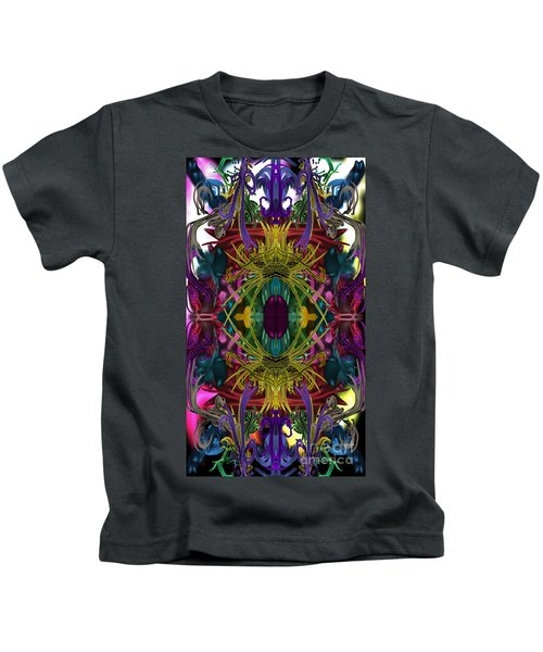 Electric Eye Kids T-Shirt