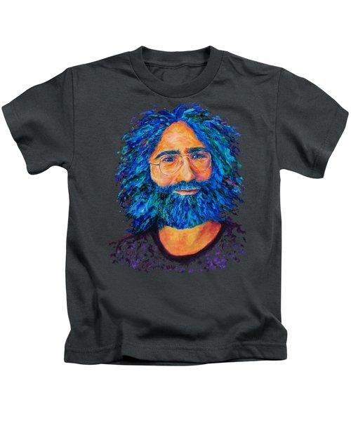 Electric Jerry - T-shirts-etc Kids T-Shirt