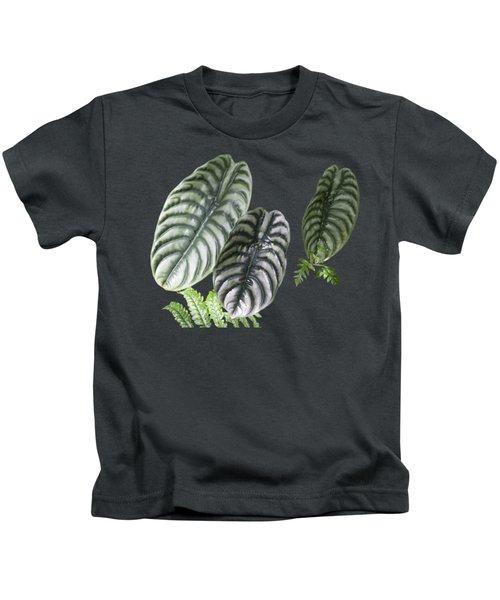 Elephant Ears Transparency Kids T-Shirt