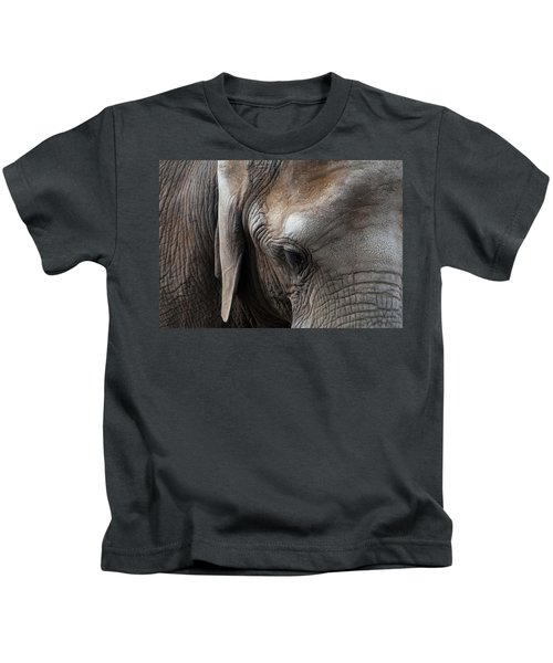 Elephant Eye Kids T-Shirt
