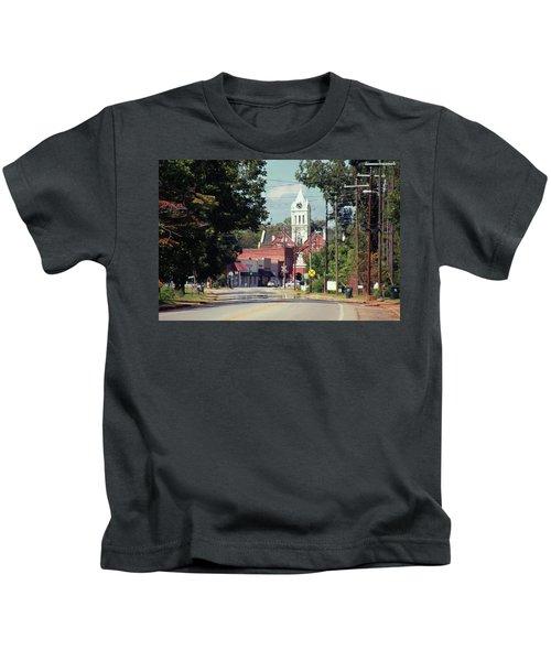 Ellaville, Ga - 2 Kids T-Shirt