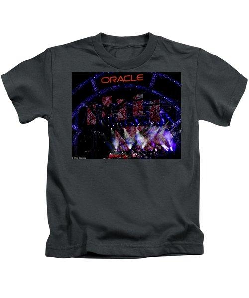 Elton John At Oracle Open World In 2015 Kids T-Shirt
