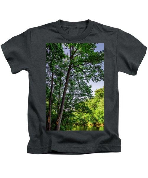 Emerald Afternoon Kids T-Shirt