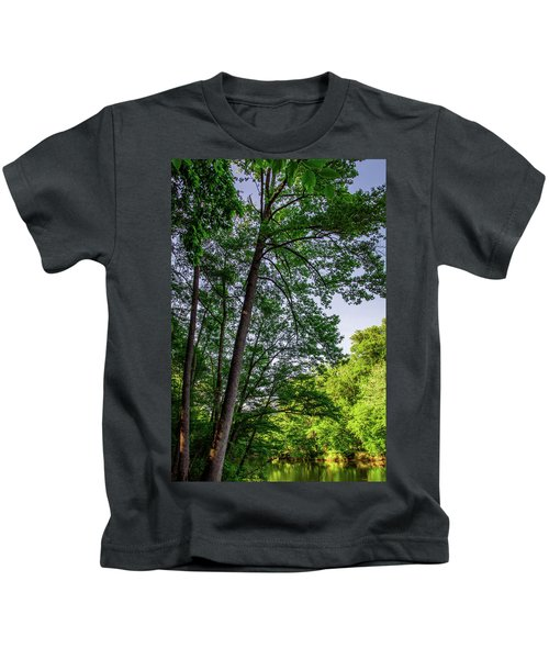 Emerald Afternoon Kids T-Shirt
