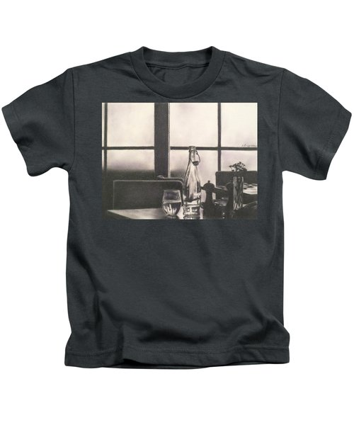 Empty Glass Kids T-Shirt