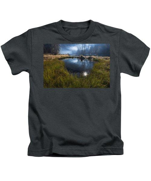 Enchanted Pond Kids T-Shirt