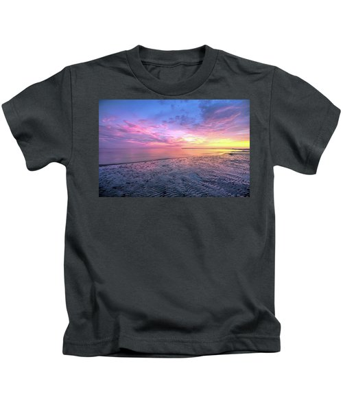 End Of The Day. Kids T-Shirt