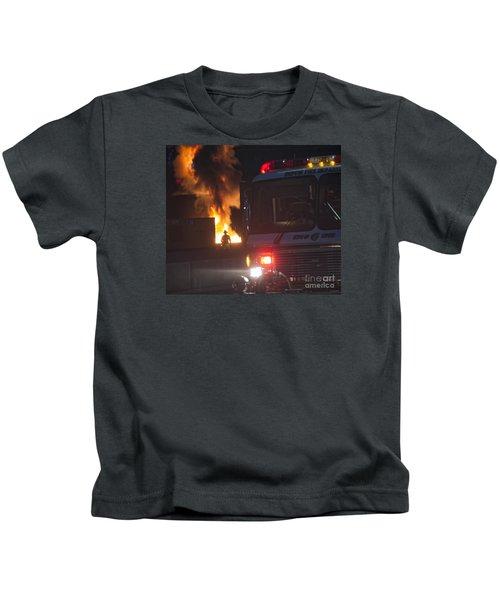 Engine 6 Kids T-Shirt