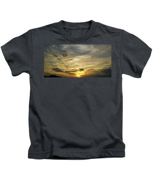 Enter The Evening Kids T-Shirt