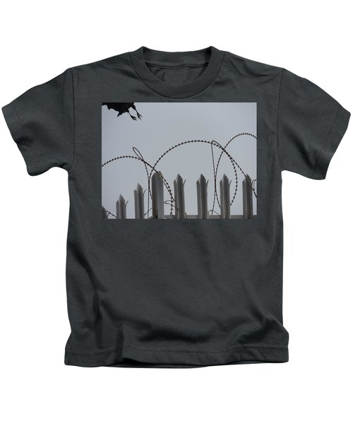 Escape To Freedom Kids T-Shirt