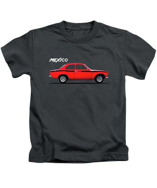 Escort Mexico Mk1 Kids T-Shirt