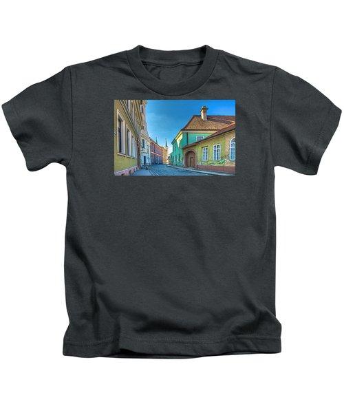 Esztergom Pastels Kids T-Shirt