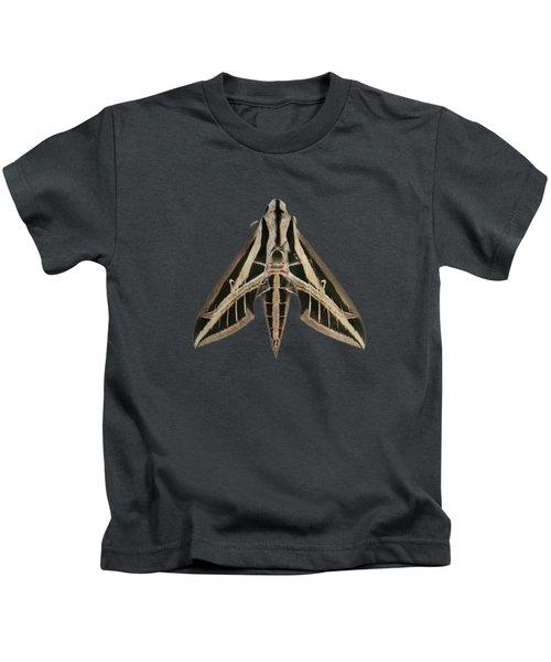 Eumorpha Moth Kids T-Shirt