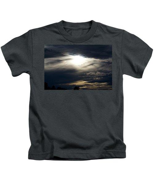 Evening Eye Kids T-Shirt