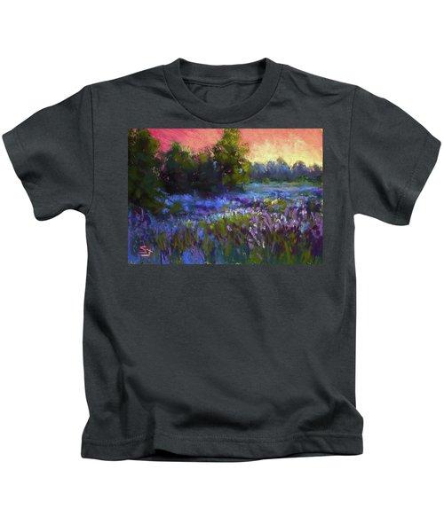 Evening Serenade Kids T-Shirt