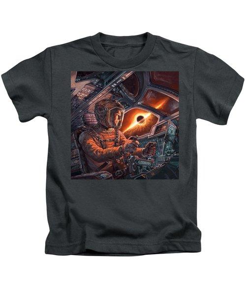Event Horizon Kids T-Shirt
