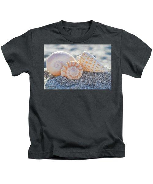 Every Shell Has A Story Kids T-Shirt