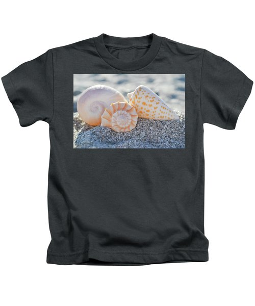 Every Shell Has A Story Kids T-Shirt