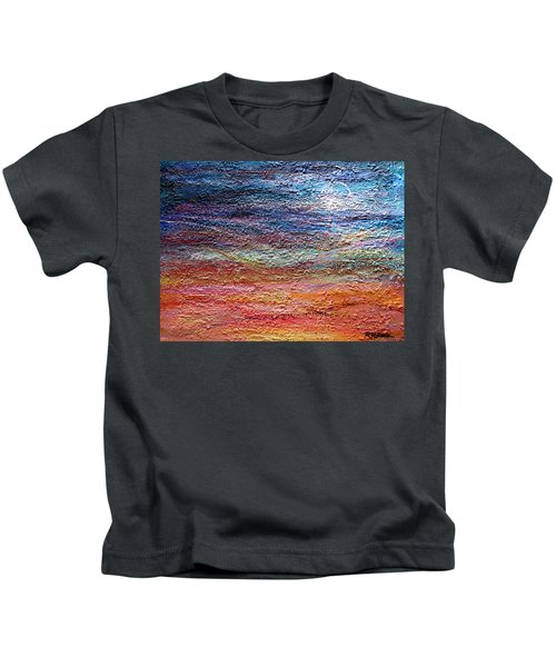 Exploring The Surface Kids T-Shirt