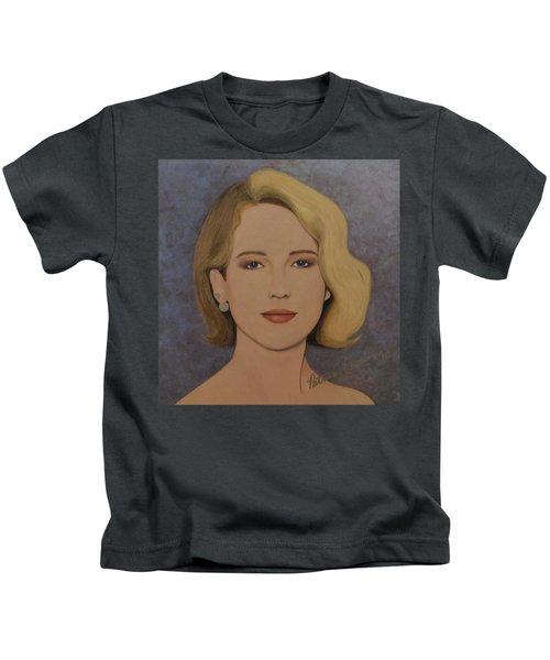 Exquisite - Jennifer Lawrence Kids T-Shirt