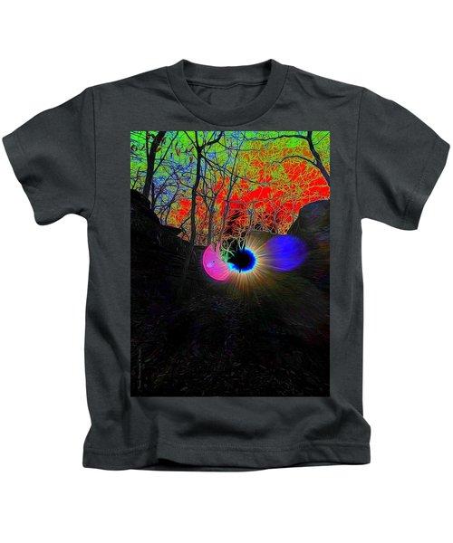 Eye Of Nature Kids T-Shirt