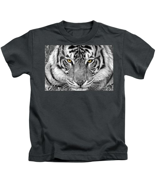 Eye Of The Tiger Kids T-Shirt