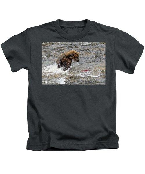 Eye On The Sockeye Kids T-Shirt